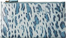 Liebeskind Women\'s Mila Light Blue Clutch