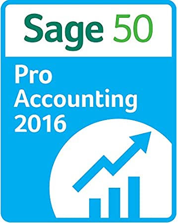 Sage 50 Pro Accounting 2016