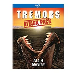 Tremors Attack Pack [Blu-ray]