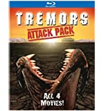 Tremors: Attack Pack (All 4 Movies) [Blu-ray]