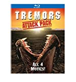 Tremors Attack Pack [Blu-ray] [US Import]