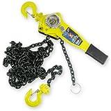 Neiko 02190A 3/4 Ton 10-Foot Lift Lever Block Chain Hoist