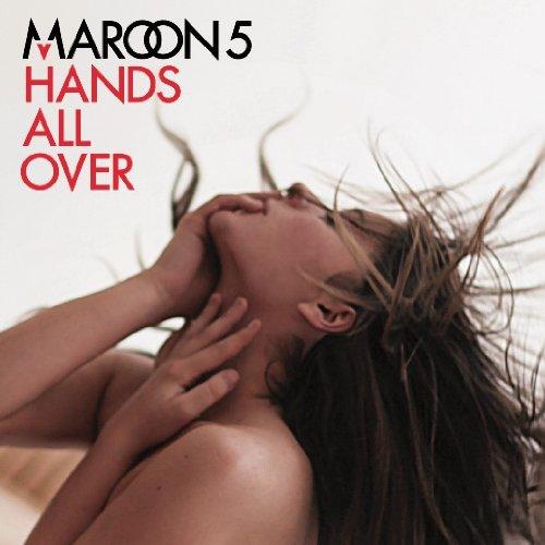 マルーン5「ハンズ・オール・オーヴァー」