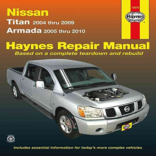 nissan-titan-armada-service-and-repair-manual-2004-to-2010-by-jay-storer-published-january-2012