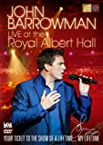 John Barrowman Live At The Royal Albert Hall [DVD]