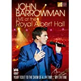 John Barrowman Live At The Royal Albert Hall NTSC [DVD]