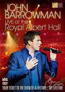 John Barrowman Live At The Royal Albert Hall NTSC [DVD]