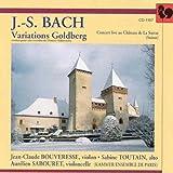 Bach: Variations Goldberg (Version pour trio � cordes de Dimitri Sitkovetsky)