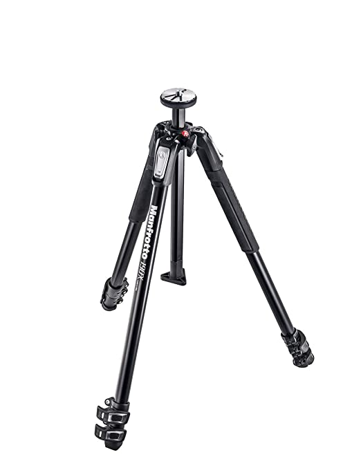 Manfrotto MT190X3 3 Section Aluminium Tripod at amazon