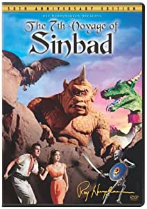 Seventh Voyage of Sinbad (Bilingual) [Import]