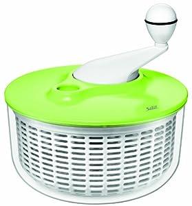 Amazon.com: Silit Salad Spinner, Salad Centrifuge, Anti-Slip, Plastic