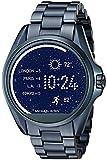 Michael Kors accès à l'écran tactile bleu Bradshaw Smartwatch MKT5006