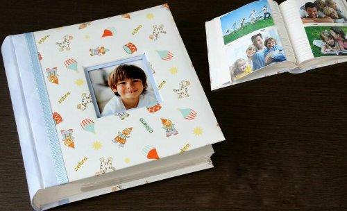 Exclusivas-camacho-Album-fotos-infantil-papel-carton-para-200-f-10x15cm