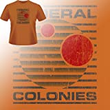 Total Recall Arnold Schwarzenegger Federal Colonies movie t-shirt (s-xxl)