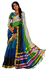Lemoda Cotton Printed Handwooven Saree For Women MMUKE26472713630-70000039