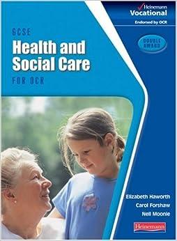 GCE Health & Social Care