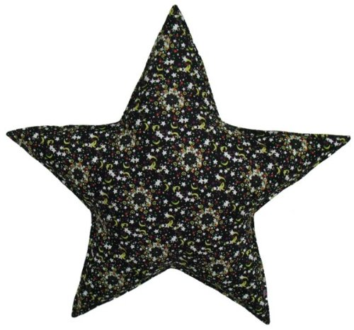 Crazy for Stars Glow In The Dark Pillow