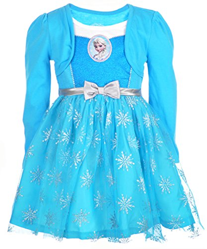 "Frozen Little Girls' Toddler ""Ice Princess"" Dress"