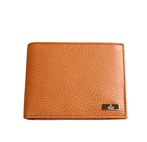 5a4014b6a8d9 Gucci Leather Men's Id Window Bifold Brown Wallet 217042 7614 ...