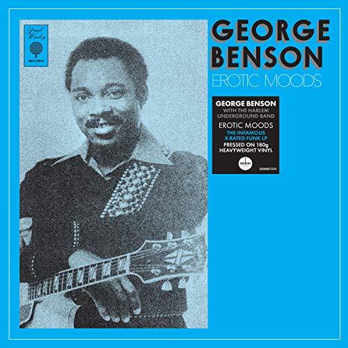 Vinilo : GEORGE BENSON - Erotic Moods