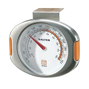 Salter 503Orsscr Gourmet Oven Thermometer With Silicone Grips