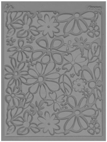 Lisa Pavelka 527230 Texture Stamp Groovy