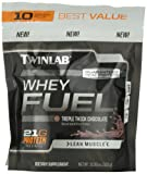 Twinlab Whey Fuel Triple Thick Chocolate 310 grams