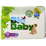 Bio Baby Biodegradable Nappies - Pack of 31