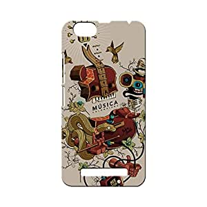 G-STAR Designer Printed Back case cover for Lenovo Vibe C ( A2020) - G2259
