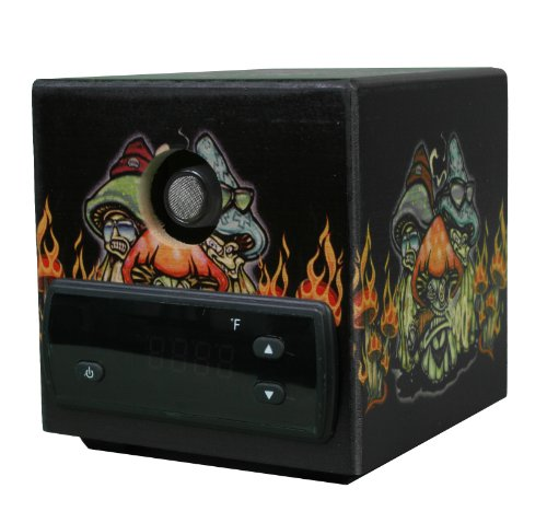 Vapure Cube Digital Mushroom Gang Vaporizer
