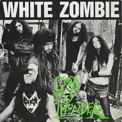 White Zombie - God Of Thunder - Zortam Music