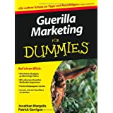 "Guerilla Marketing f�r Dummies (Fur Dummies)von ""Jonathan Margolis"""