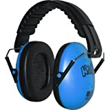Edz Kidz - Blue Kids Ear Defendersby Edz Kidz