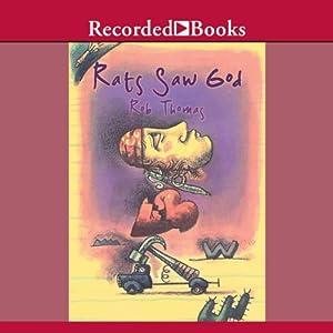 Rats Saw God Audiobook