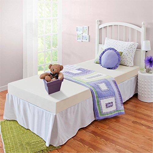 Zinus Sleep Master Memory Foam 5 Inch Bunk Bed Trundle