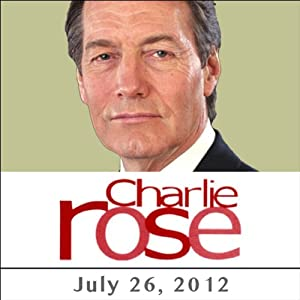 Charlie Rose: Preet Bharara, David Harvey, and Richard Wolff, July 26, 2012 | [Charlie Rose]