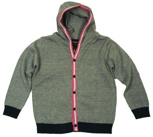 Soul & Glory Boys Fine Knit Button Tunic Thru