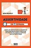 img - for Assertividade em 1 Semana book / textbook / text book