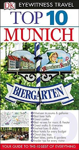 Top 10 Munich (Eyewitness Top 10 Travel Guide)