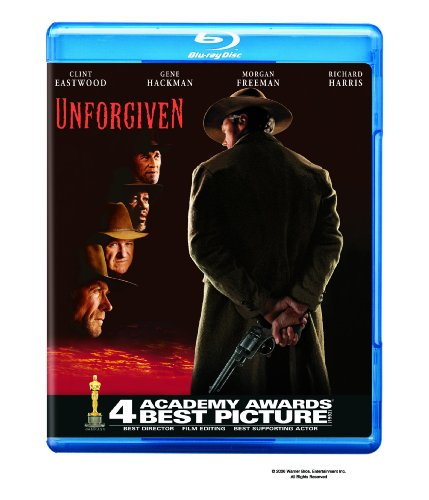 Cover art for  Unforgiven [Blu-ray]