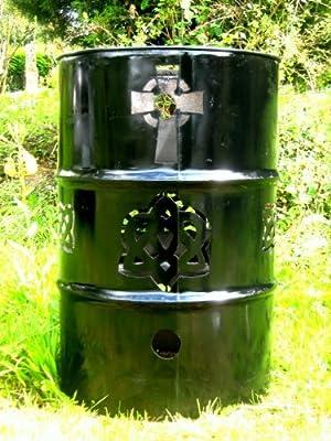 Garden Incinerator - Celtic Fire Barrel