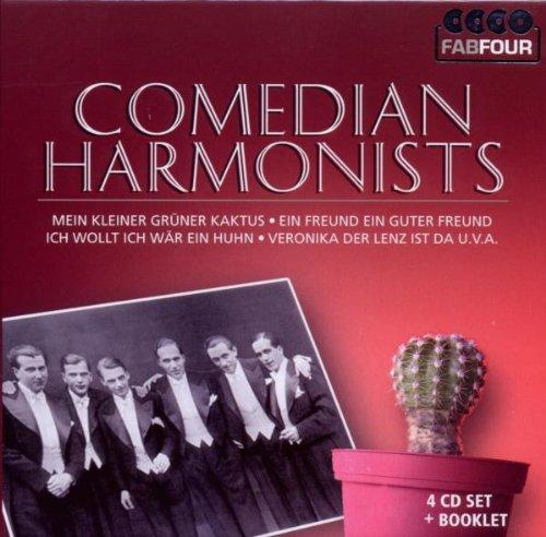 Comedian Harmonists - Mein Kleiner Gruner Kaktus - Zortam Music