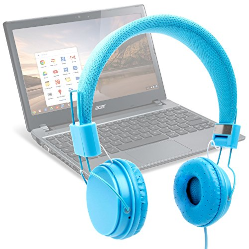 duragadget-blue-ultra-stylish-kids-fashion-headphones-compatible-with-acer-chromebook-series-c7-acer