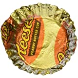 Reese's Miniature Peanut Butter Cups .31oz - 105 Cup Box