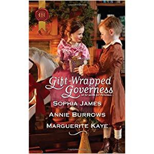 Gift Wrapped Governess anthology
