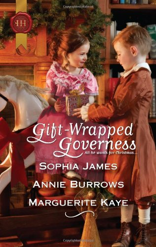 Image of Gift-Wrapped Governess: Christmas at Blackhaven Castle\Governess to Christmas Bride\Duchess by Christmas