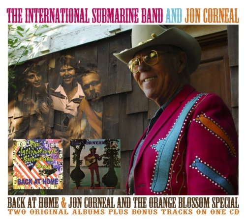 Back At Home/Jon Corneal & The Orange Blossom Special