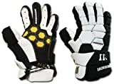 Warrior BZK1 Buzzkill Men's Goalie Lacrosse Gloves (Call 1-800-327-0074 to order)