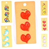 Enwraps Magnets Small (Assorted) Pack of 6