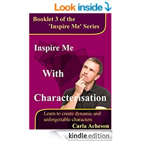 Inspire Me With Characterisation (Writing Fiction)